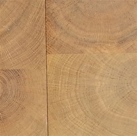 "White Oak End Grain   Butternut 5/8"" x 7"" x 86"" End Grain"