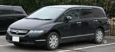 How Is A Honda Odyssey Honda Odyssey Technical Details History Photos On Better