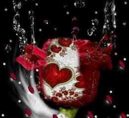 lmagenes de corazones en agua con rosas y aves im 225 genes de corazones hermosos los 20 mejores temas para