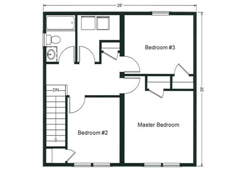 2nd Floor Plan Design | coastal design collection floor plans monmouth county