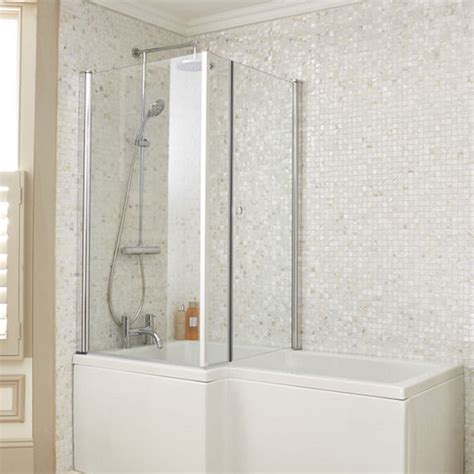 Bath Shower Screens Our Pick Of The Best Ideal Home Bathroom Shower Screens