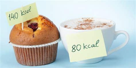 menghitung kalori makanan  tepat
