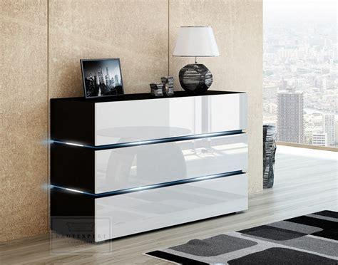 kommode sideboard schwarz kommode modern design rheumri