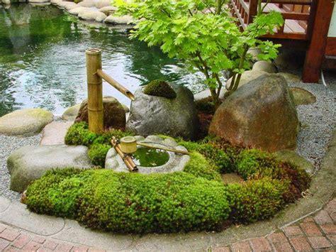 Bambus Garten Dortmund by Japanischer Garten Bambus Brunnen Gestalten Natursteine Gartenteich Gr 252 Ne Pflanzen Japan