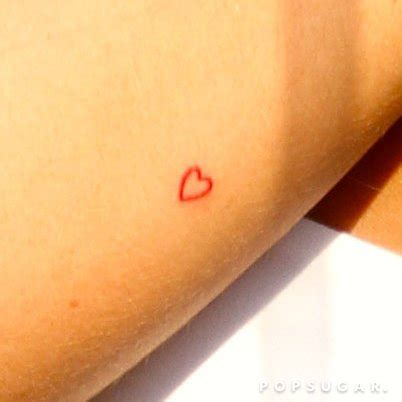 kylie jenners tattoo jenner s pictures popsugar