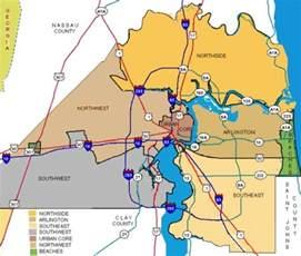 map of jacksonville florida neighborhoods neighborhoods in jacksonville florida