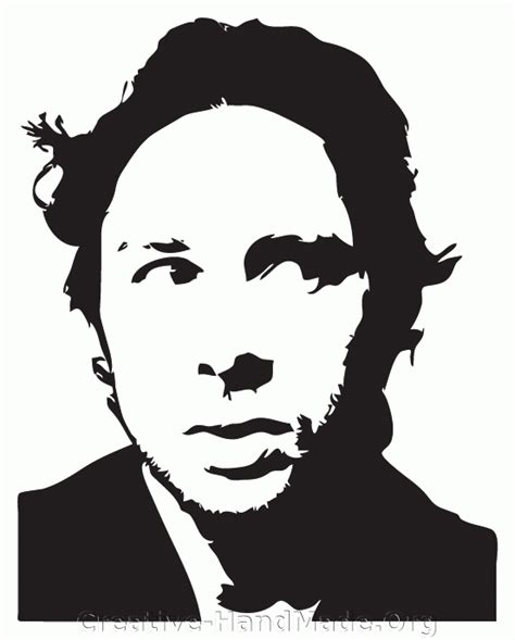stencils of famous faces www stencils of famous people