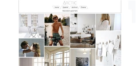 Themes By James Arctic | themes by james