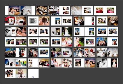 wedding storybook layout reellifephotos wedding photography 187 2009 187 july 187 30