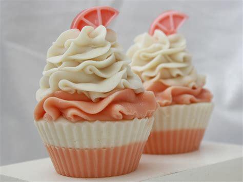 Handmade Cupcakes - creamsicle 3