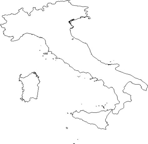 italy map outline printable italy map outline printable