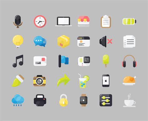 design icon pack free icons for web design 24 designazure com