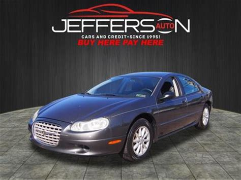 manual cars for sale 2004 chrysler concorde security system chrysler concorde for sale carsforsale com