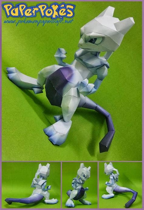Origami Mewtwo - 171 best images about on