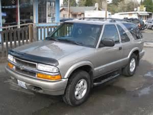 1999 Chevrolet Trailblazer 1999 Chevy Blazer 5152