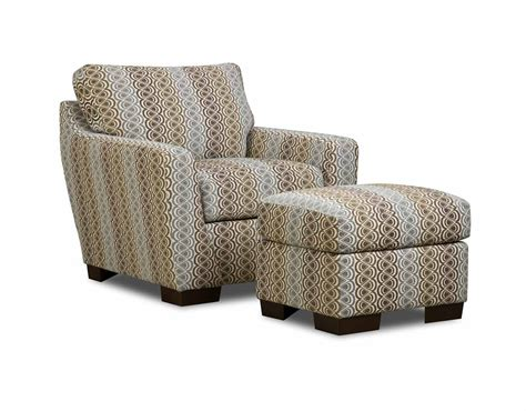ottoman with chairs accent chair with ottoman decofurnish
