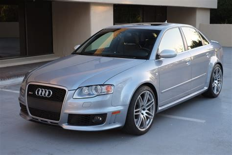 Audi Rs4 2007 by 55k Mile 2007 Audi Rs4 Bring A Trailer