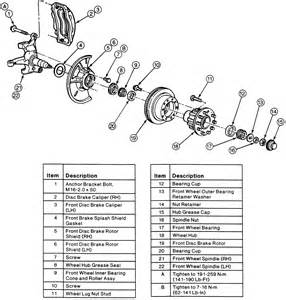 ford brake repair diagram submited images
