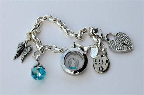 Origami Owl Charm Bracelet - for s day origami owl bracelet locket