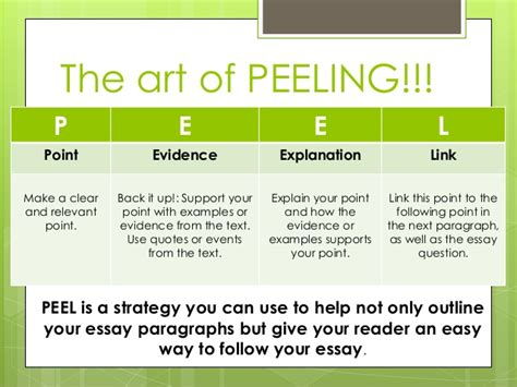 essay structure peel the best essay writing services write my papers request