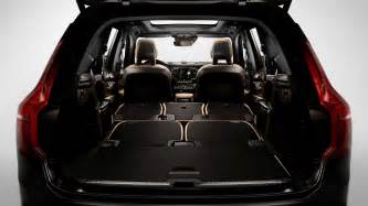Volvo Boot Volvo Xc90 Sizes And Dimensions Guide Carwow
