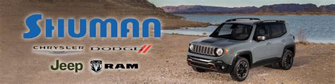 Shuman Jeep Walled Lake Shuman Chrysler Dodge Jeep Ram In Walled Lake Mi