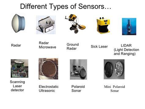 sensor type types of sensors part 294 wsource