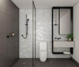 Bathroom Ideas For Small Bathrooms Pinterest by Best 25 Modern Small Bathrooms Ideas On Pinterest Within