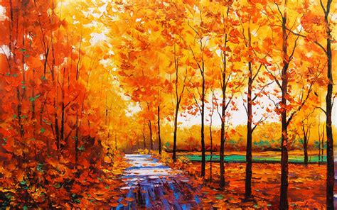 autumn paint colors wallpaper