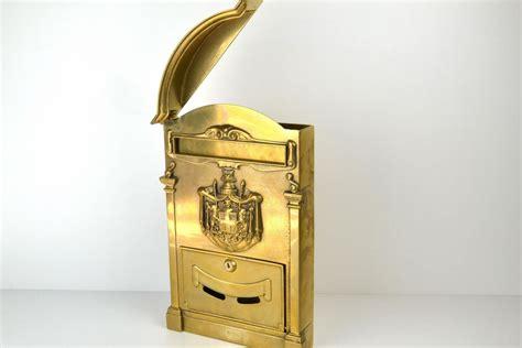 cassetta poste cassetta lettere stemma regie poste metallo oggetti