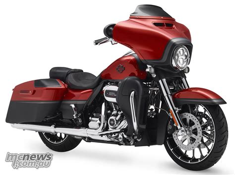 Harley Top cvo tourers and specials top 2018 harley range mcnews au