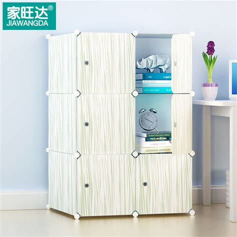 Household Shoe Plastic Storage Combination 3 Door Lemari Sepatu popular plastic storage cabinets with doors buy cheap