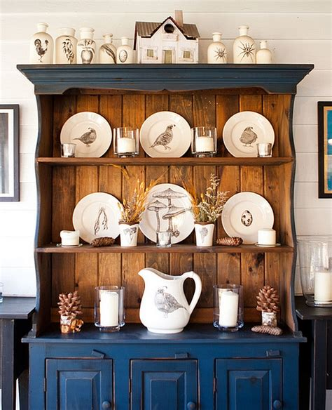 Farmhouse Dining Room Cabinet An Ode To Home Decor Inspired By Birds2014