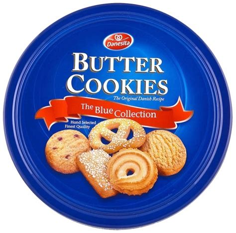 Butter Cookies Original butter cookies the blue collection the original