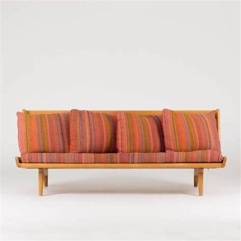 sofa webbing leather webbing sofa by gustaf hiort af orn 228 s for sale at