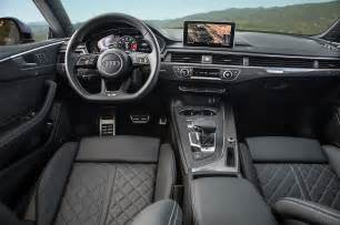Audi S5 Interior Drive 2018 Audi S5 Coupe Autoz