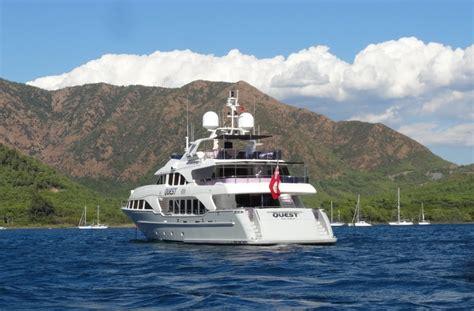 yacht quest quest r superyacht luxury yacht charter superyacht news