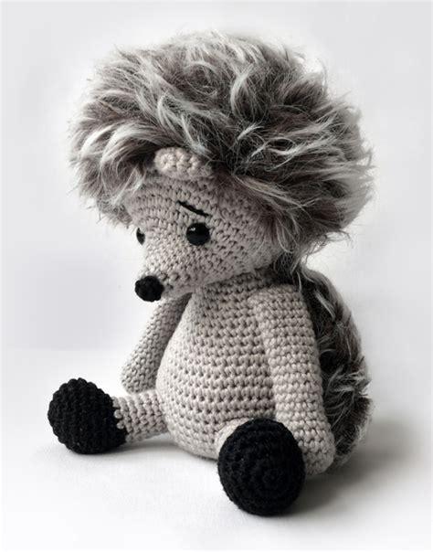 amigurumi hedgehog pattern alvin the hedgehog amigurumi pattern pepika amigurumis