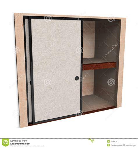 Japanese Closet by Japanese Closet Stock Photo Image 32596710