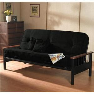 bismark futon primo international futonz to go bismark futon w metal
