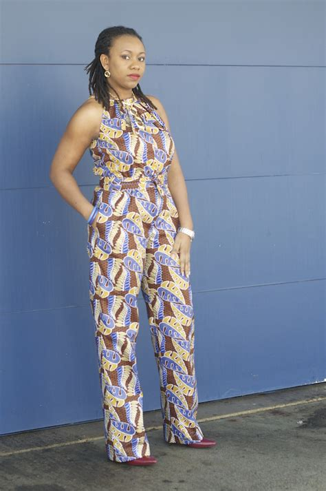 styles of ankara jump suits ankara jumpsuit fashiongist com