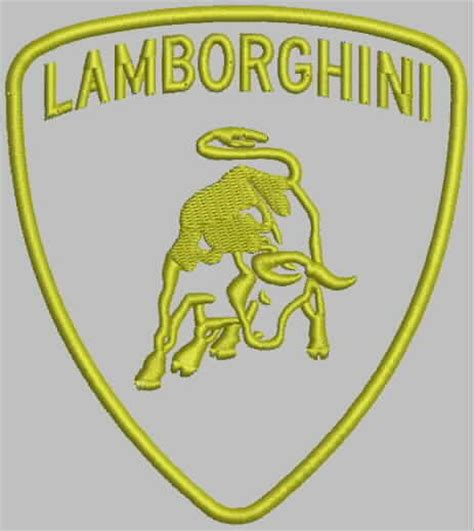 cartoon lamborghini logo free pes cartoon embroidery designs joy studio design