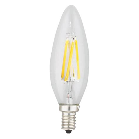 light bulb with two philips 40w equivalent daylight non dimmable a19 led light
