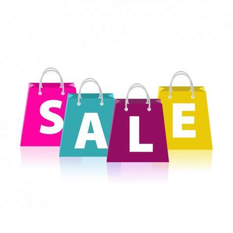 imagenes vectores compras bolsos de compras de fondo la venta descargar vectores