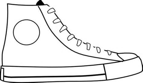 pete the cat shoe template blank shoe coloring page coloring coloring pages school