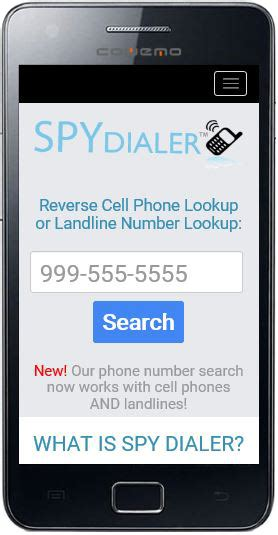 Cell Phone Lookup Free Free Cell Phone Number Lookup No Charge Search By Telephone Number In Canada