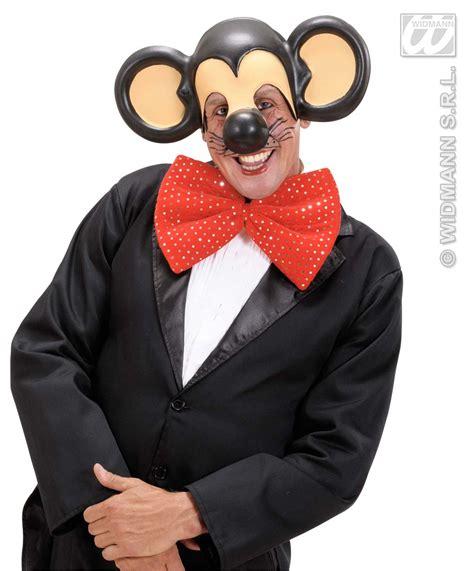 Headpiece Mickey fancy dress mouse half mickey ears nose