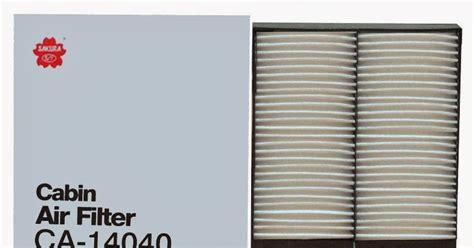 Filter Kabin Cabin Udara Ac Suzuki Sx4 X Kyoto Newbaru cabin air filter filter ac suzuki sx4 neo baleno