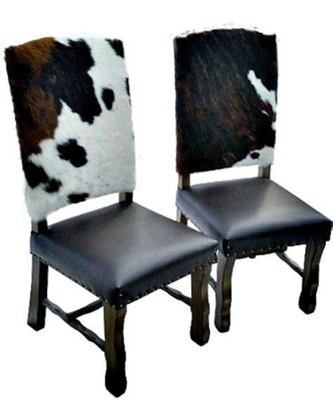 cowhide dining room chairs cowhide dining chair bar stool counter stool rustic