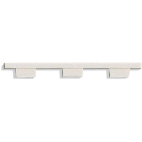 Craftsman Door Dentil Shelf by Jeld Wen Primed Craftsman Dentil Shelf Thdjw183300002